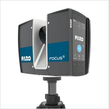 Focus 3D X330