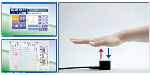 UBIXS(ユビキス)勤怠管理システム